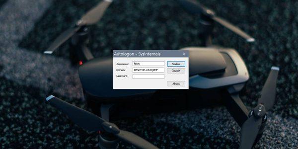 Auto-logon-on-Windows