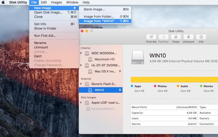 آموزش ساخت تصویر نصب ویندوز از یک USB یا دیسک قابل بوت