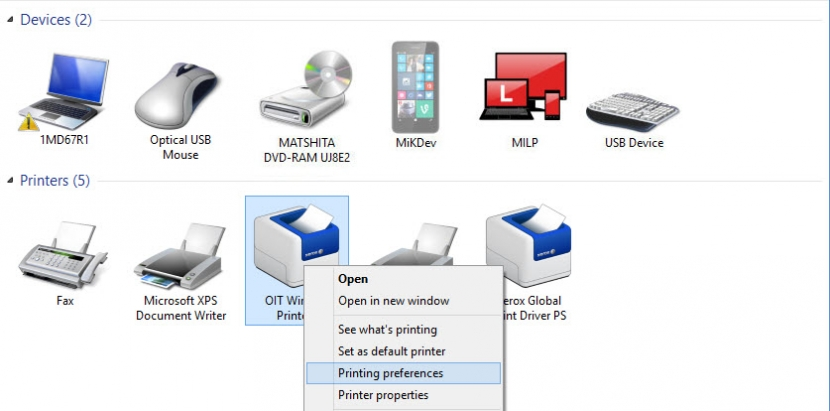7b9d41e68c1d4d315e896b5e82209a87 L - Install and uninstall  printer in Windows 10
