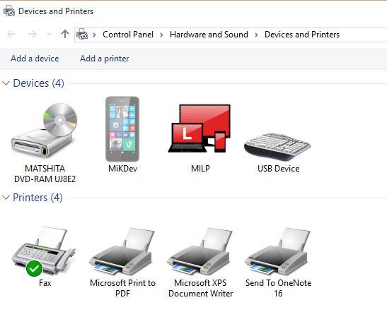 9 تنظیمات اضافه و حذف کردن پرینتر در ویندوز 10 - Install and uninstall  printer in Windows 10