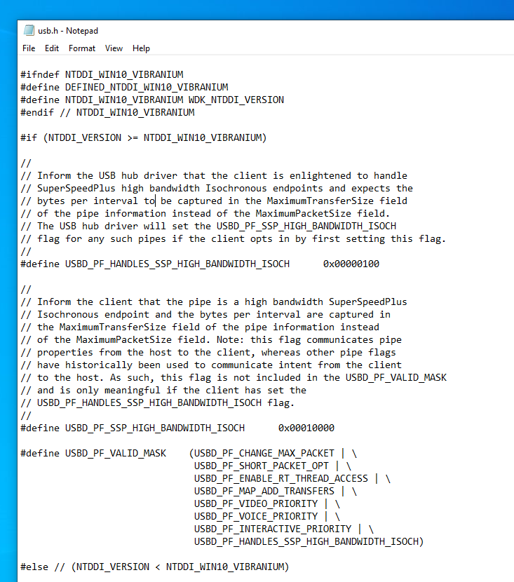 vibranium 3 - نسخه بعدی ویندوز ۱۰ با کد نام Vibranium ارائه میشود