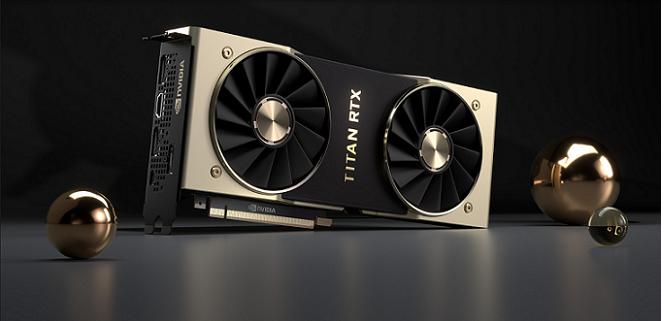 NVIDIA TITAN RTX 667x321 - NVIDIA بدون رقیب جدی؛ تاریخ احتمالی عرضه کارتهای گرافیک GeForce RTX 3000 مشخص شده است