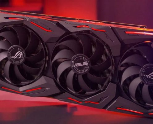 فروش پردازندههای گرافیکی AMD