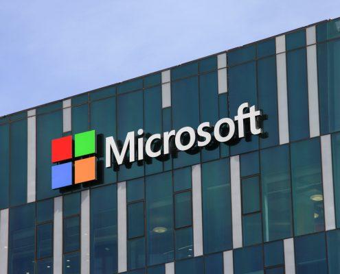 رویدادهای مایکروسافت تا 2020